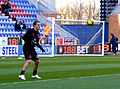 Phil Neville, Wigan Athletic v Everton, 30th January 2010.jpg