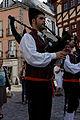 Photo - Festival de Cornouaille 2012 - Banda gaites Xacara en concert le 26 juillet- 012.jpg
