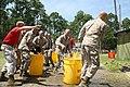 Photo Gallery, Marine recruits train in chemical warfare defense on Parris Island 140826-M-FS592-074.jpg