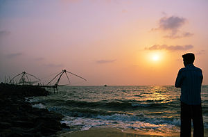 Munakkal Beach - An evening in Munakkal Beach