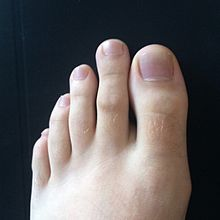 Meaning Longer 2nd Toe Than Big Toe
