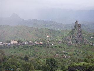 Picos, Cape Verde Settlement in Santiago, Cape Verde