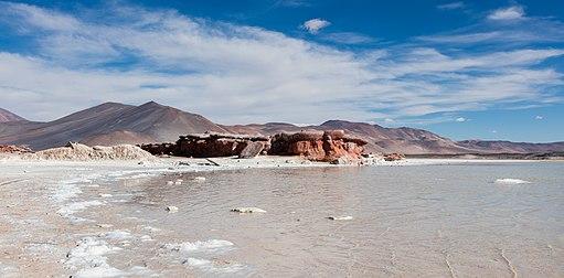 Piedras Rojas, salar de Aguas Calientes, Chile, 2016-02-08, DD 69