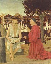 San Girolamo e il donatore Girolamo Amadi (1450 circa)
