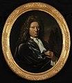 Pieter van der Werff - Portret van een man uit het geslacht Visch of Schepers - 10564-A-B - Museum Rotterdam.jpg