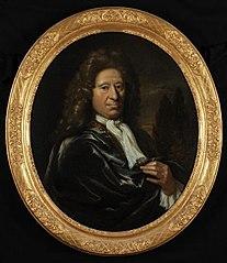 Portret van een man uit het geslacht Visch of Schepers
