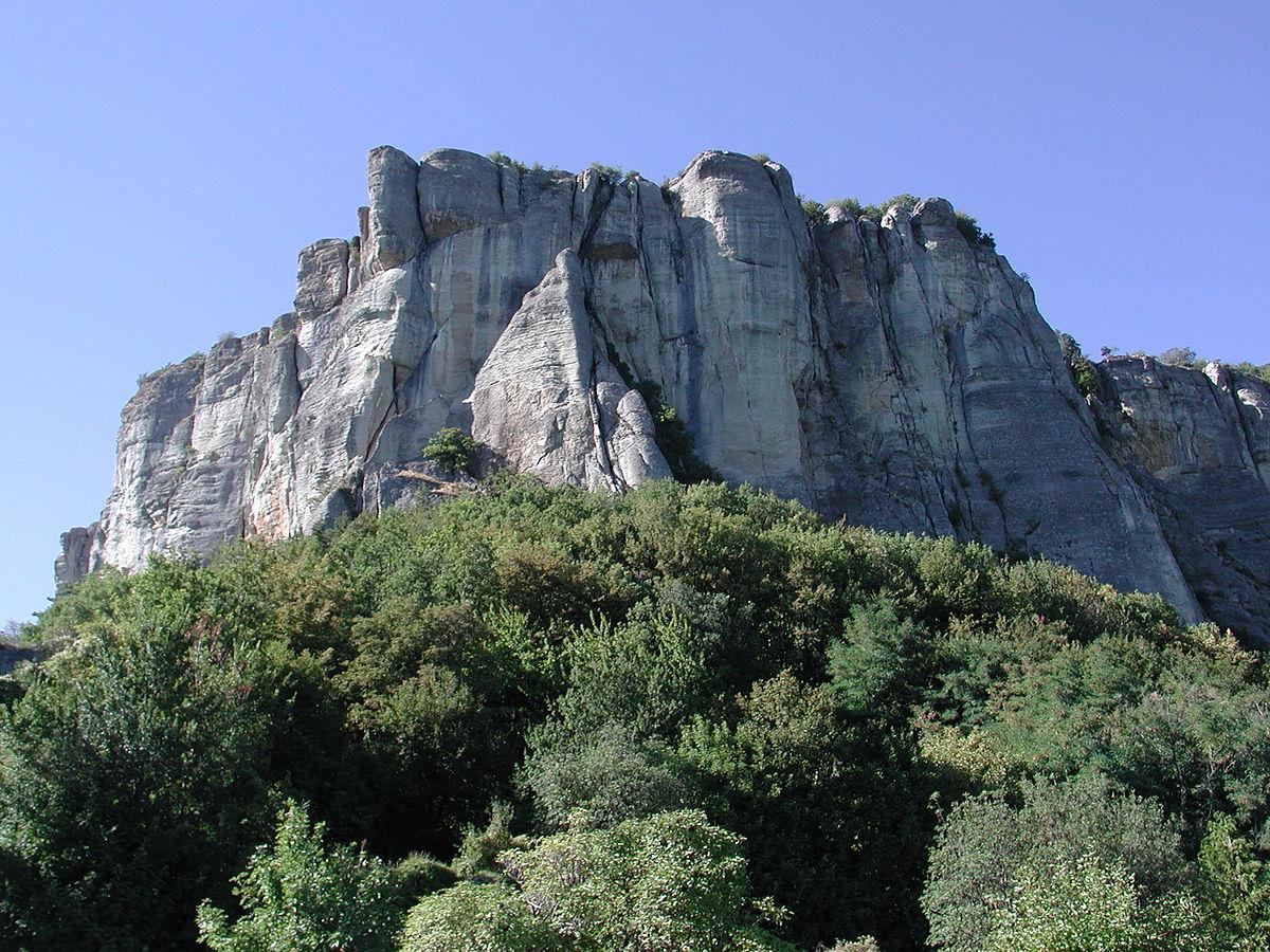 Calcarenite wikipedia - Parete di pietra ...