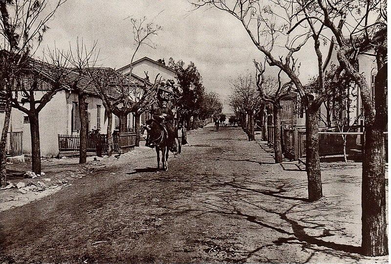 פתח תקוה 1912