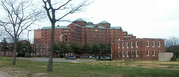 English: Pilgrim Psychiatric Center