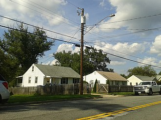 Pimmit Hills, Virginia - Houses in Pimmit Hills, 2017