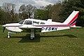 Piper PA28R-180 G-FBWH (6967405338).jpg