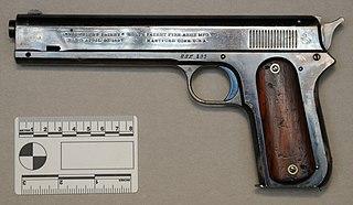 Colt M1900 Semi-automatic pistol