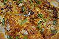Pizza Hut - Chicken Crunch Pizza - Howrah 2013-10-09 3232.JPG