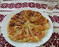 Plăcintă creață, Luminișu, Sălaj.JPG