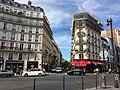 Place Blanche & Rue de Bruxelles, Paris 10 August 2015.jpg