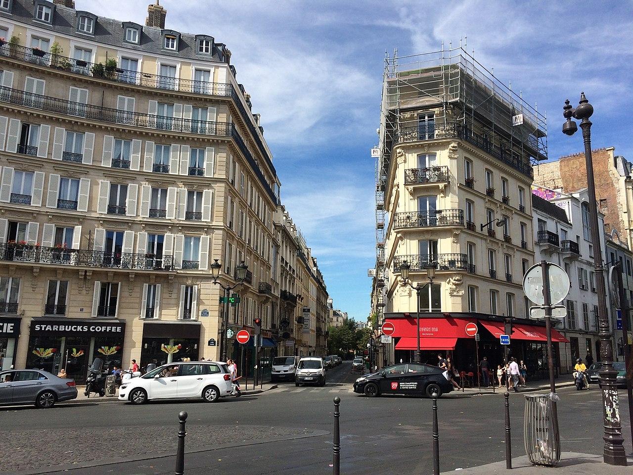file place blanche rue de bruxelles paris 10 august wikimedia commons. Black Bedroom Furniture Sets. Home Design Ideas