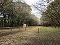 Place for yabusame in Miyazaki Shrine 3.jpg