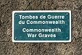 Plack Commonwealth War Graves, Ale Kierfecht Hëpperdang-101.jpg