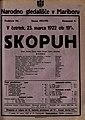 Plakat za predstavo Skopuh v Narodnem gledališču v Mariboru 23. marca 1922.jpg