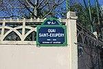 Plaque quai St Exupéry Paris 2.jpg
