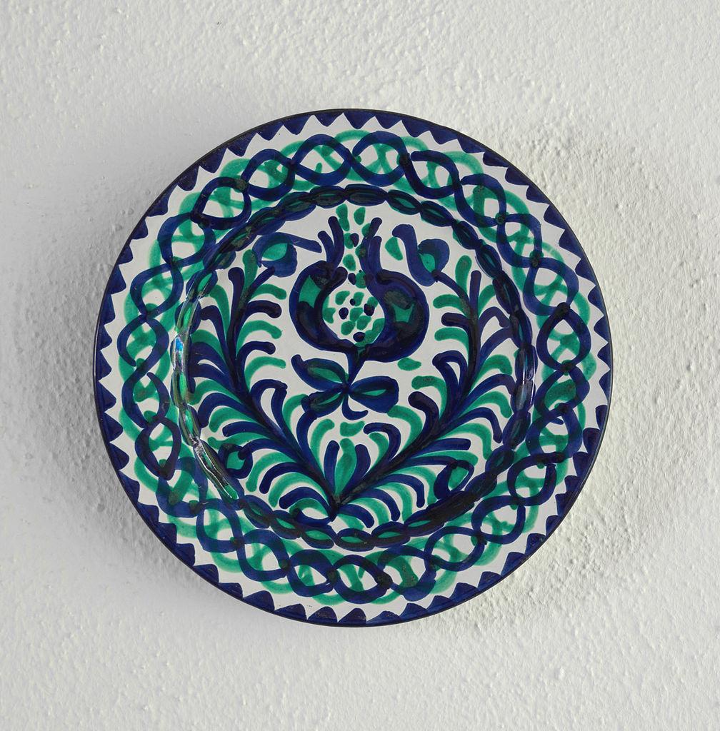 Cer mica de talavera decoraci n renacentista wash for Ceramica talavera madrid