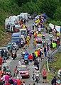 Plateau de Beille Tour de France 2007.jpg