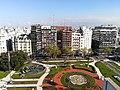 Plaza del Congreso desde Rivadavia 1545 01.jpg