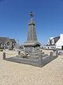 Plougoulm (29) Monument aux morts.JPG