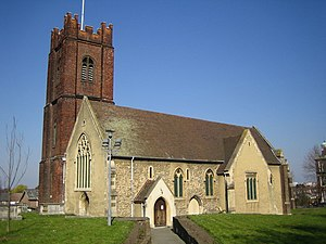 Plumstead - Image: Plumstead, Church of St Nicholas geograph.org.uk 382554