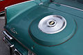 Plymouth Sport Fury 1959 TrunkEmblem LakeMirrorClassic 17Oct09 (14620643233).jpg