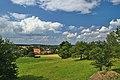 Pohled na obec od jihovýchodu, Horní Štěpánov, okres Prostějov.jpg