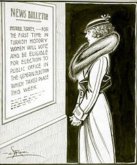 Political cartoon commenting on women's voting rights in Quebec.jpg