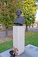 Pomník Antonína Dvořáka, Liehmanova ulice, městys Zlonice, okres Kladno 02.JPG