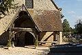 Porche de l'église Notre-Dame (Ouilly-le-Vicomte, Calvados, France).jpg