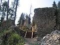 Poresin Castle CZ 3rd gate.jpg