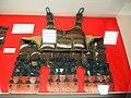 Portable Ninja armor at Kusuri gakushukan(medichine museum) , Koka.jpg