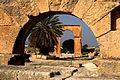 Porte triomphale, site de Sidi Khelifa, 28 septembre 2013, (03).jpg