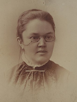 America the Beautiful - Katharine Lee Bates, ca. 1880-1890.