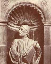 Portrait of Marsilio Ficino at the Duomo Firence 2