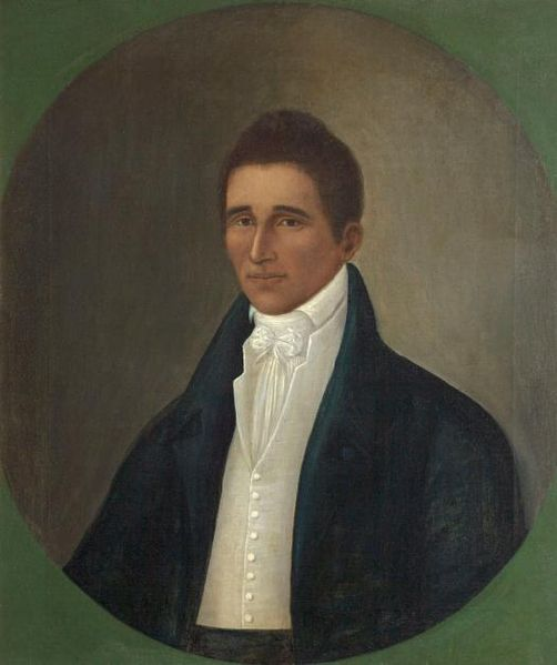 File:Portrait of a Gentleman, Joshua Johnson paints Coker, 1805.JPG