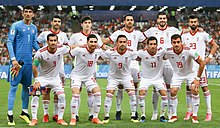 newest collection d68d9 6c015 Iran national football team - Wikipedia