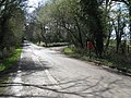 Postbox near junction of Woodlands Lane with Grouse Road - geograph.org.uk - 1237461.jpg
