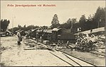 Postcard railway accident in Malmslätt Sweden June 16, 1912.jpg