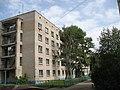 Posyolok Kievskiy (view to hostel).JPG