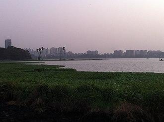 Indian Institute of Technology Bombay - Powai Lake