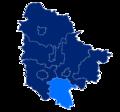 Powiat trzebnicki granice gmin i miast Wisznia Mała.png