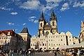 Praga - Stare mesto - Piazza principale - panoramio.jpg