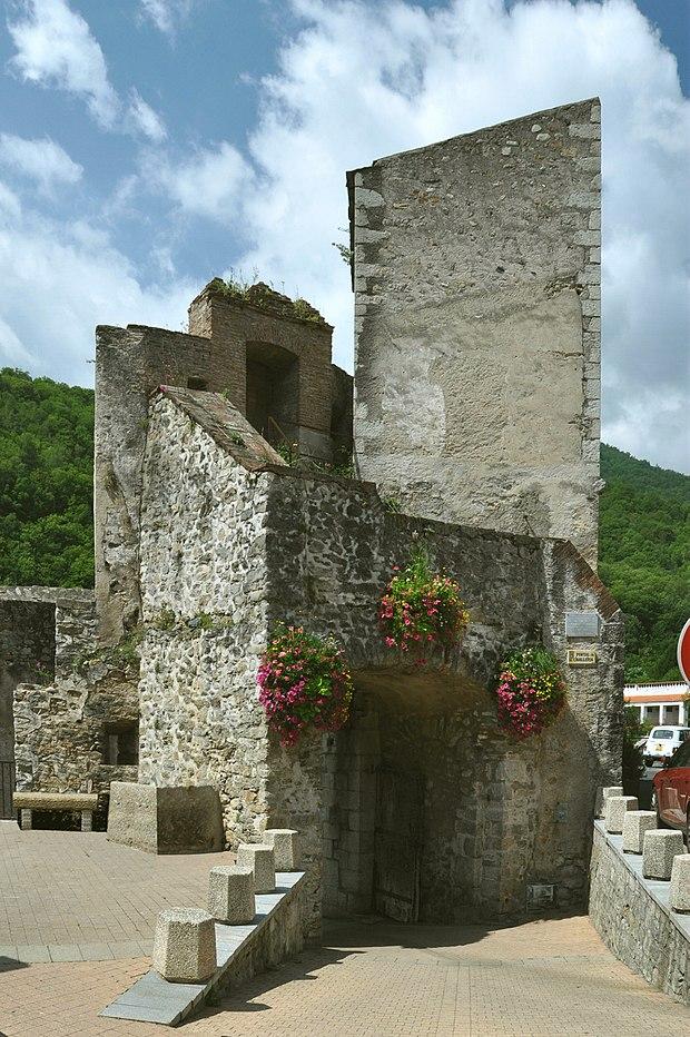 Monument historique à Prats-de-Mollo-la-Preste