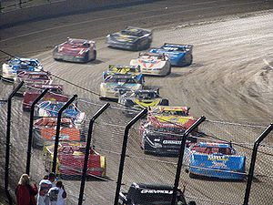 Eldora Speedway - Starting field for the 2006 Prelude to the Dream