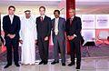 Premier Motors Unveils the Jaguar F-TYPE in Abu Dhabi, UAE (8739621003).jpg